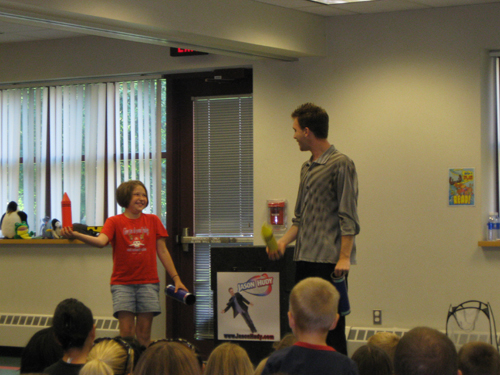 Magicians in Michigan Magic Shows